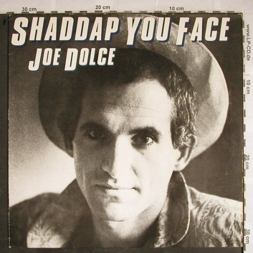 La Dolce Vita: Shaddap You Face, Epic(EPC 85 109), NL, 1981 - LP - H8532 - 5,00 Euro