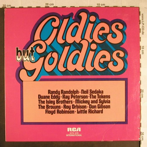 V.A.Oldies but Goldies: Duane Eddy..Roy Orbison, m-/vg+, RCA International(26.21243 AF), D,INTS1416, 1974 - LP - H856 - 4,00 Euro