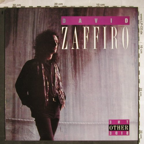 Zaffiro,David: The Other Side, Alarma Rec.(RO 9056), UK, 1989 - LP - H8616 - 7,50 Euro