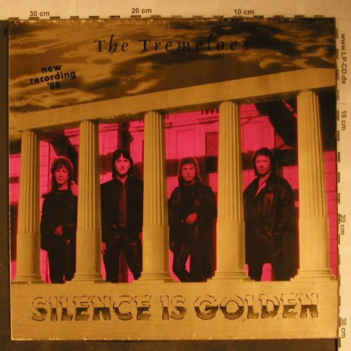 Tremeloes: Silence Is Golden'88*3, Mojo(MOJ 609 770-213), D, 1988 - 12inch - H8708 - 6,00 Euro