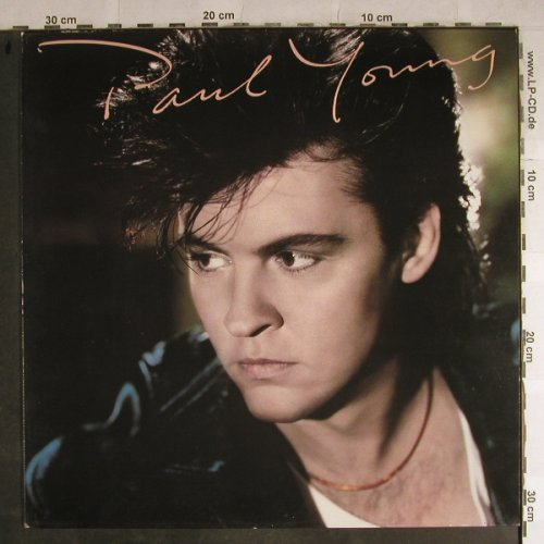 Young,Paul: The Secret Of Association, CBS(CBS 26 234), NL, 1985 - LP - H8755 - 5,00 Euro