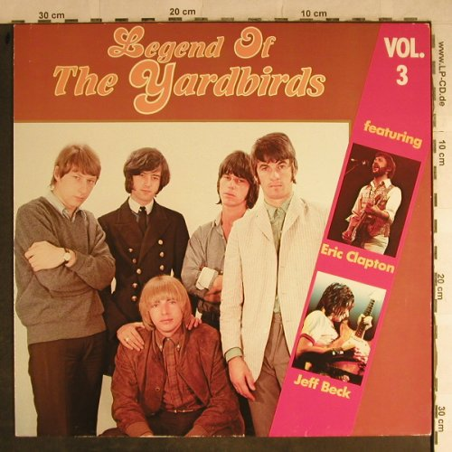 Yardbirds: Legend Of Vol.3, Babylon(F 80 019), D,  - LP - H8820 - 5,00 Euro