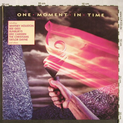 V.A.One Moment in Time: John Williams...Tony Carey, Arista(209 247), D, 1988 - LP - H8 - 4,00 Euro