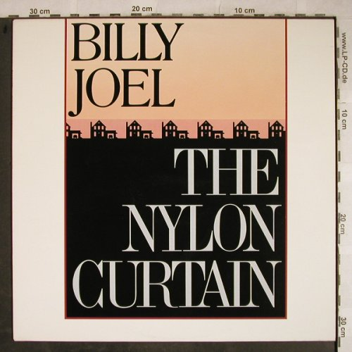 Joel,Billy: The Nylon Curtain, CBS(85959), NL, 1982 - LP - H9266 - 5,50 Euro