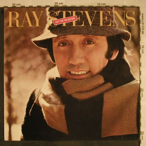 Stevens,Ray: Just for the Record, WB(WB 56 210), D, 1976 - LP - H9501 - 4,00 Euro