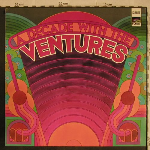 Ventures: A Decade with, Liberty(SLS 50223 Z), D,  - LP - H9553 - 9,00 Euro