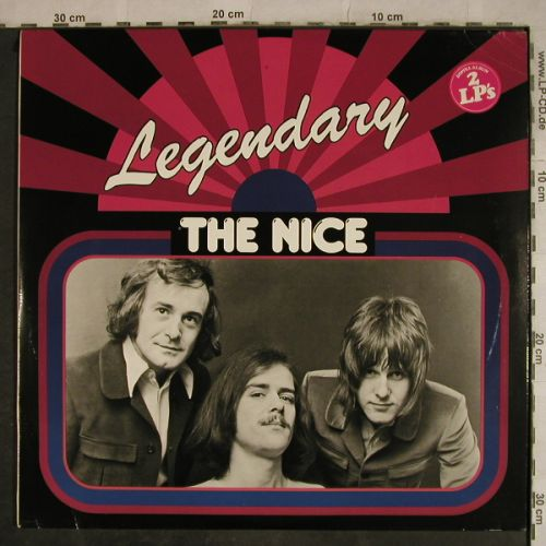 Nice: Legendary, Charly/Bellaphon(CR 3042), D, Ri,  - 2LP - H9561 - 7,50 Euro