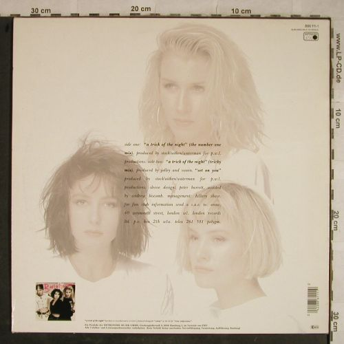 Bananarama: A Trick of the Night*2+1, 108 bpm, Metronome(886 111-1), D, 1987 - 12inch - H9589 - 3,00 Euro