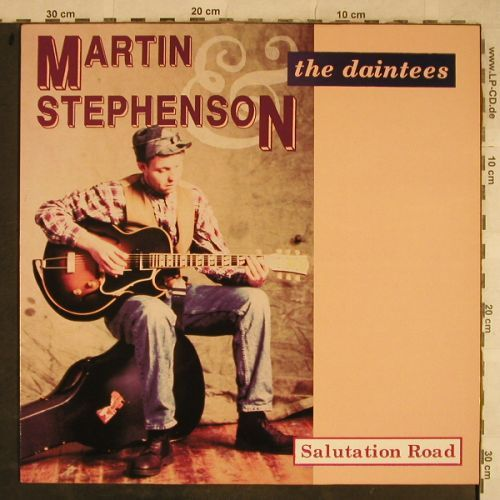 Stephenson,Martin & Daintees: Salutation Road, ffrr(828 198-1), D, 1990 - LP - H9617 - 5,50 Euro