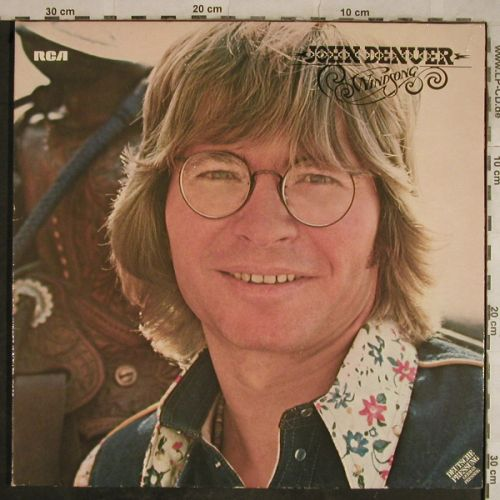 Denver,John: Windsong, Foc, RCA(26.21576 AS), D, 1975 - LP - H9637 - 4,00 Euro