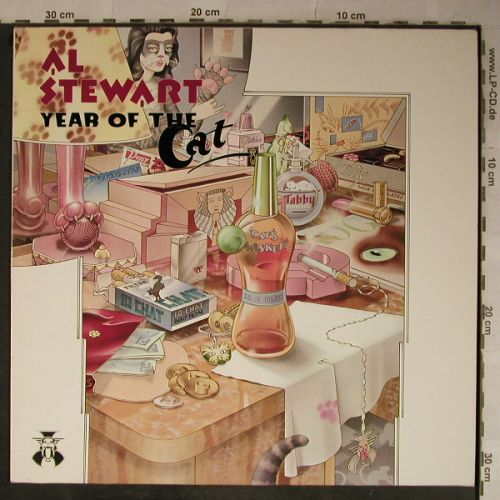 Stewart,Al: Year Of The Cat, RCA(NL 71493), D, Ri, 1977 - LP - H9650 - 3,00 Euro