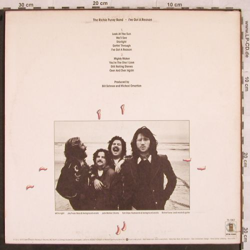 Furay Band,Richie: I've Got A Reason, co, Asylum(7E-1067), US, 1976 - LP - H9739 - 6,00 Euro