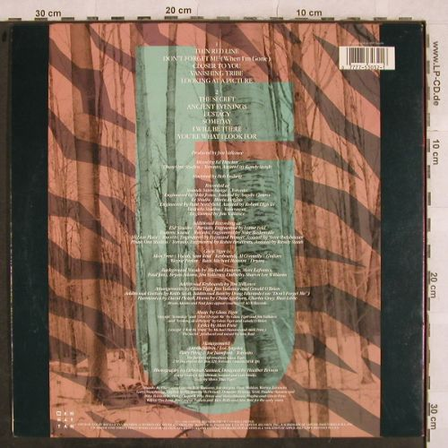 Glass Tiger: The Thin Red Line, Manhattan(24 0570 1), NL, 1986 - LP - H9759 - 5,00 Euro