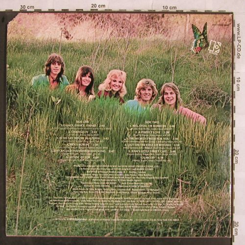New Seekers: Circle, Elektra(EKS-75034), US, CO, 1972 - LP - H9791 - 3,00 Euro