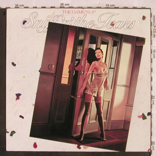 Sniff'n'The Tears: The Game's Up, Chiswick(0067.071), D, 1980 - LP - H9864 - 5,00 Euro