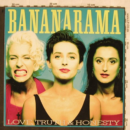 Bananarama: Love, Truth&Honesty/Strike it Rich, London(886 362-1), D, 1988 - 12inch - H9937 - 3,00 Euro