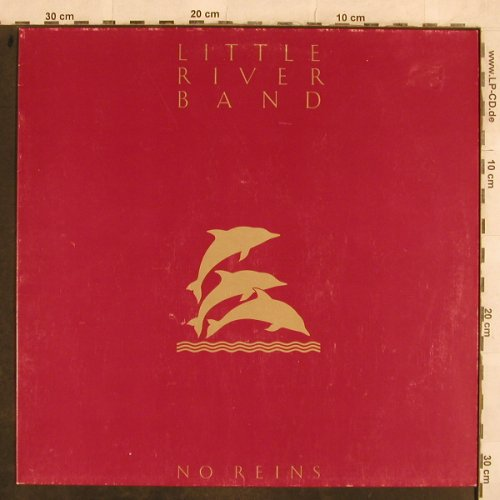 Little River Band: No Reins, m-/vg+, Capitol(24 0554 1), NL, 1986 - LP - H9954 - 3,00 Euro