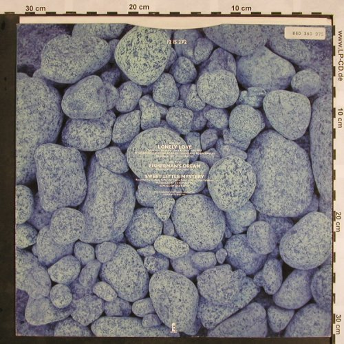 Martyn,John: Lonely Love+2, Island(12 IS 272), UK, 1986 - 12inch - X1030 - 4,00 Euro