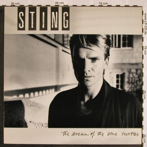 Sting: The Dream Of The Blue Turtles, AM(393 750-1), D, 1985 - LP - X1036 - 6,00 Euro