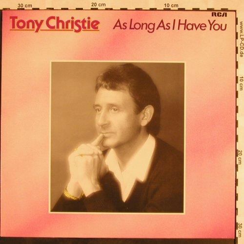 Christie,Tony: As Long As I Have You, RCA(PL 70047), D, 1983 - LP - X1048 - 5,50 Euro