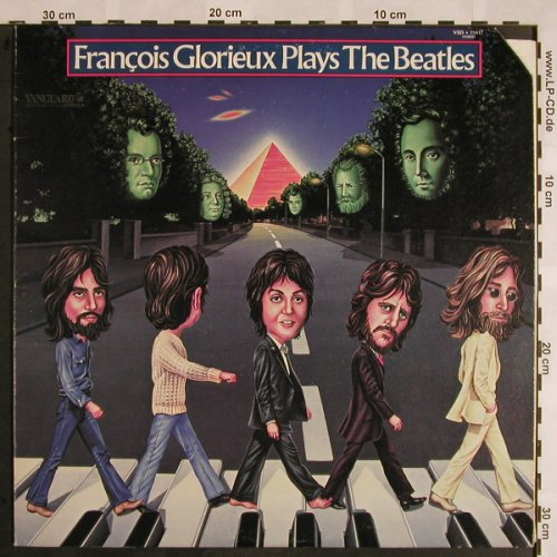 Glorieux,Francois: plays the Beatles, Vanguard(VSD 79417), US, CO, 1978 - LP - X1060 - 7,50 Euro