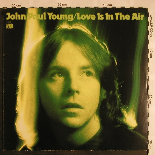 Young,John Paul: Love Is In The Air, Ariola(25 846 OT), D, 1977 - LP - X1094 - 5,00 Euro