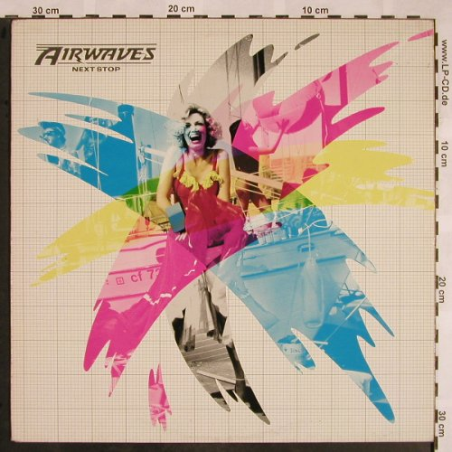 Airwaves: Next Stop, Mercury(9109 625), UK, 1979 - LP - X1265 - 5,00 Euro