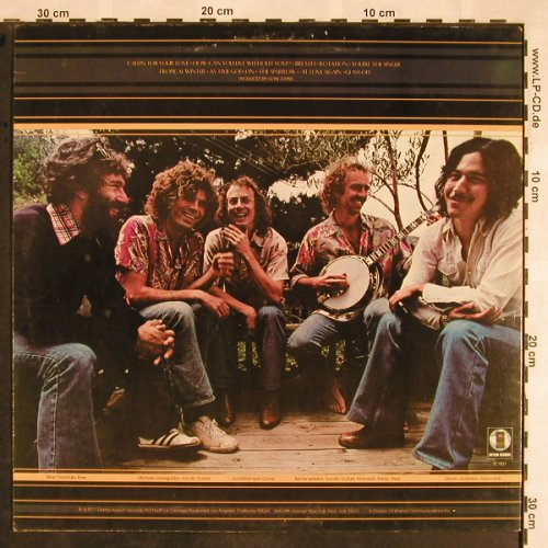Leadon,Bernie/M.Georgiades Band: Natural Progression, Asylum(7E-1107), US, 1977 - LP - X1452 - 7,50 Euro