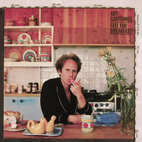 Garfunkel,Art: Fate For Breakfast, CBS(CBS 86 090), NL, 1979 - LP - X168 - 5,00 Euro