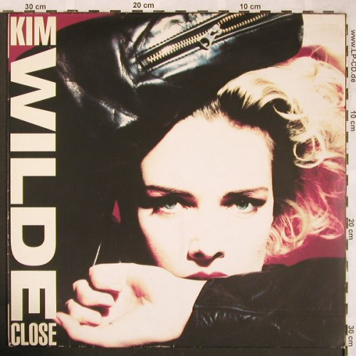 Wilde,Kim: Close, MCA(255 588-1), D, 1988 - LP - X1692 - 5,00 Euro