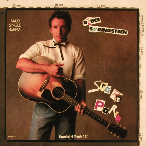 Springsteen,Bruce: Spare Parts*2+2, CBS(952962 6), NL, 1988 - 12inch - X16 - 5,00 Euro
