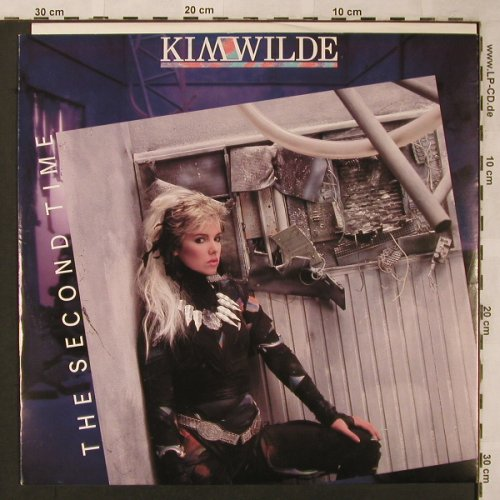 Wilde,Kim: The Second Time/Lovers On A B, MCA(259 281-0), D, 1984 - 12inch - X2109 - 3,00 Euro