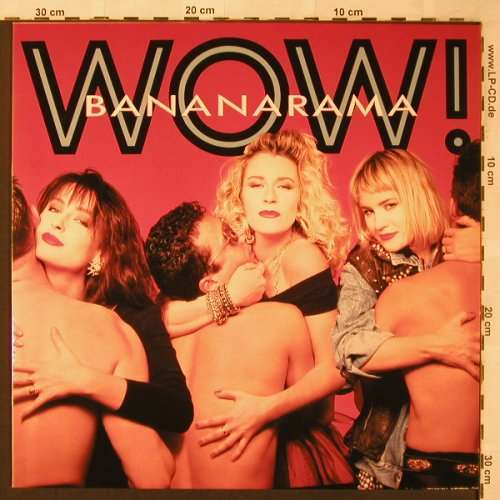 Bananarama: Wow, London(828 061-1), D, 1987 - LP - X2136 - 5,50 Euro