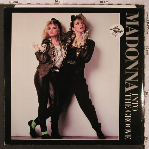 Madonna: Into The Groove+2, Sire(920 352-0), D, 1985 - 12inch - X2190 - 5,00 Euro
