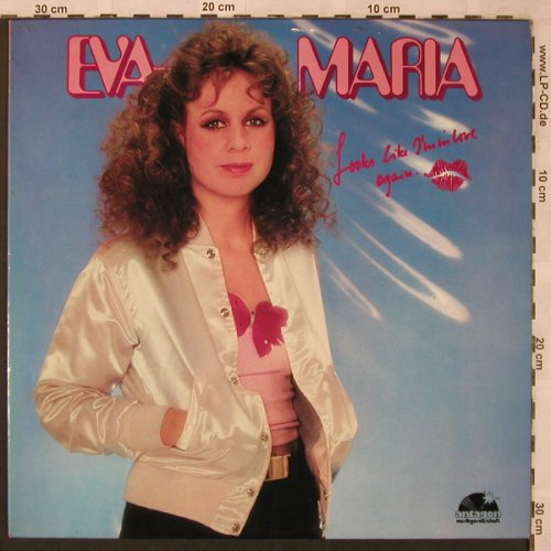 Eva-Maria: Looks like I'm in Love Again, Antagon(ALP 3214), D, 1978 - LP - X2445 - 5,00 Euro