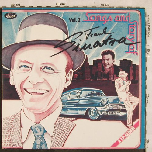 Sinatra,Frank: Songs And Story Of Vol.2, Foc, Capitol(134 EVC85196/97), D, woc,  - 2LP - X249 - 5,00 Euro