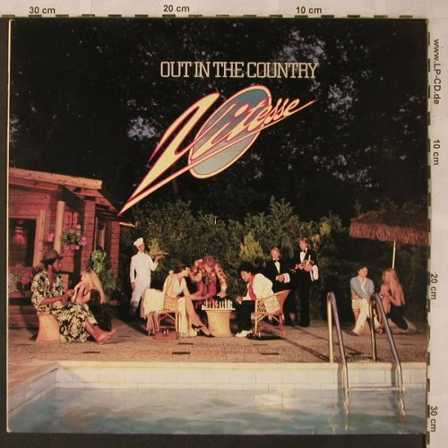 Vitesse: Out In The Country, EMI(064-26 013), D, 1978 - LP - X2529 - 6,00 Euro