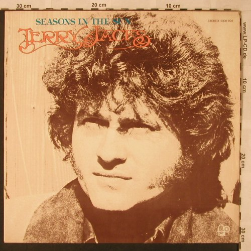 Jacks,Terry: Seasons In The Sun, Bell(2308 092), D, 1974 - LP - X2540 - 5,00 Euro