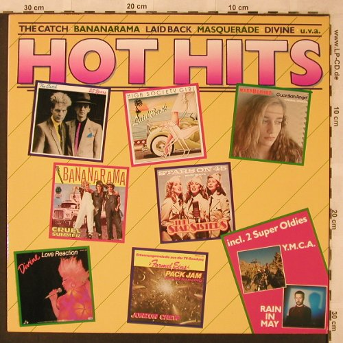 V.A.Hot Hits: The Catch...Max Werner, Metronome(817 423-1), D, 1983 - LP - X2583 - 4,00 Euro