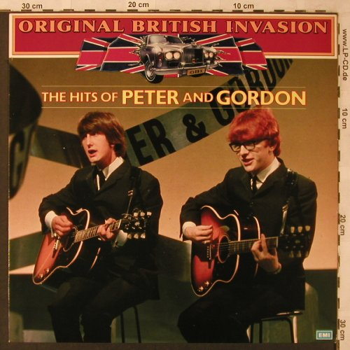 Peter & Gordon: The Hits of, EMI(1064371), NL,  - LP - X2606 - 6,00 Euro