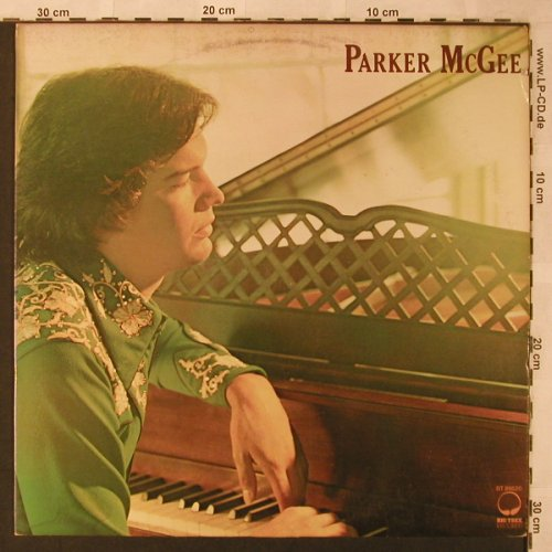 McGee,Parker: Same, m-/vg+, Big Tree Rec.(BT 89520), US, 1976 - LP - X2607 - 5,00 Euro