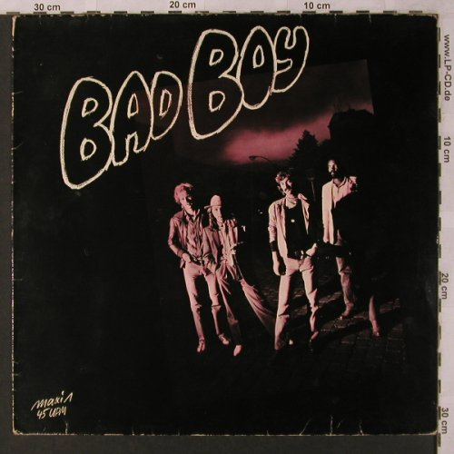 Bad Boy: The Man You Love+3, vg+/vg+, View(VS1), D, 1982 - 12inch - X2829 - 3,00 Euro