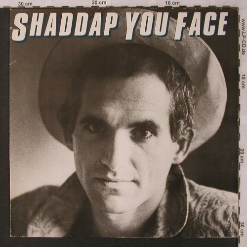 Dolce,Joe - Music Theatre: Shaddap you Face, Ariola(203 724-320), D, 1981 - LP - X2871 - 5,00 Euro