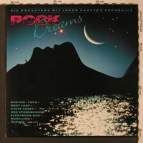 V.A.Rock Dreams: Journey...Aerosmith, 14 Tr, CBS(CBS 460101 1), NL, 1987 - LP - X2872 - 5,00 Euro