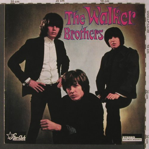 Walker Brothers: Same, Star Club(832 256-1), D, Ri, 1965 - LP - X2938 - 12,50 Euro