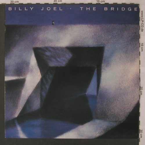 Joel,Billy: The Bridge, CBS(CBS 86 323), NL, 1986 - LP - X2940 - 5,50 Euro