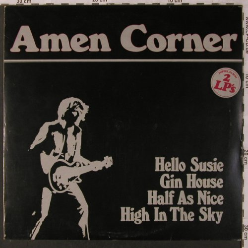 Amen Corner: Same, Charly/Bellaphon(CR 3005), D,  - 2LP - X2968 - 12,50 Euro