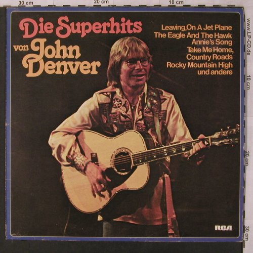 Denver,John: Die Superhits, RCA(30 173-9), D,Club Ed., 1979 - LP - X2972 - 5,00 Euro