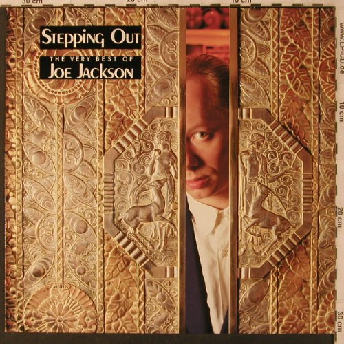 Jackson,Joe: Stepping Out-The Very Best Of, AM(397 052-1), D, 1990 - LP - X3015 - 7,50 Euro