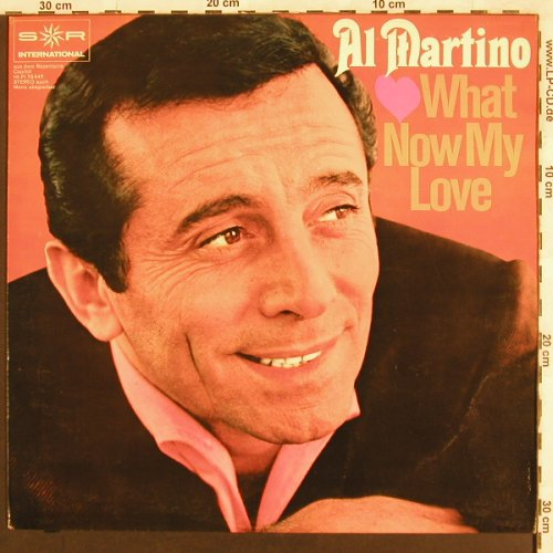 Martino,Al: What Now My Love, S*R Internarional(76 447), D,  - LP - X3097 - 9,00 Euro